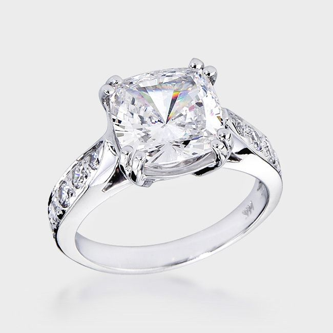 362 best Cubic Zirconia Rings images on Pinterest
