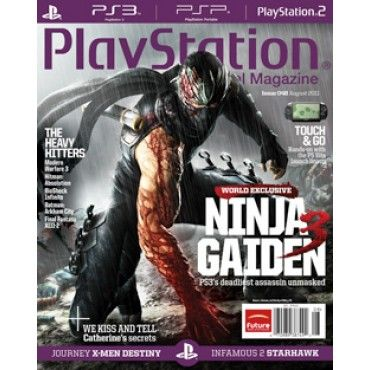 Playstation: The Official Magazine - www.officialplaystationmagazine.co.uk    #playstation #officalmagazine #futurepublishing #bathjobs #londonjobs #futurejobs #technology #games