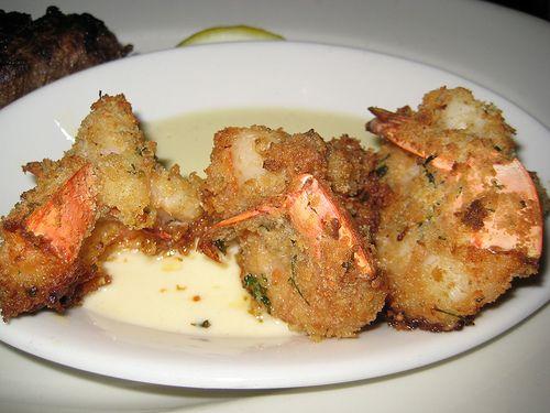 Morton's Steakhouse Shrimp Alexander
