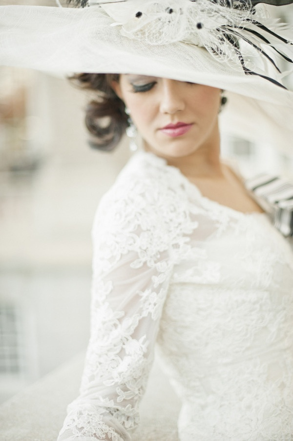 My Fair Lady inspired pretty...Photography by harwellphotography.com, Styling by nicholaskniel.com Pretty winter