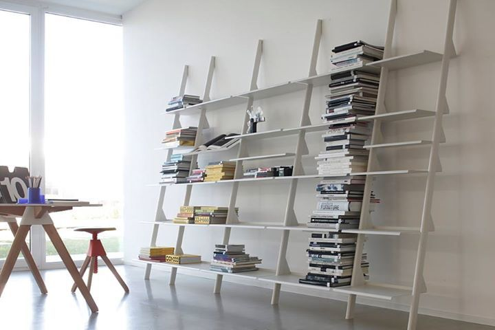 TYKE shelving system by Konstantin Grcic