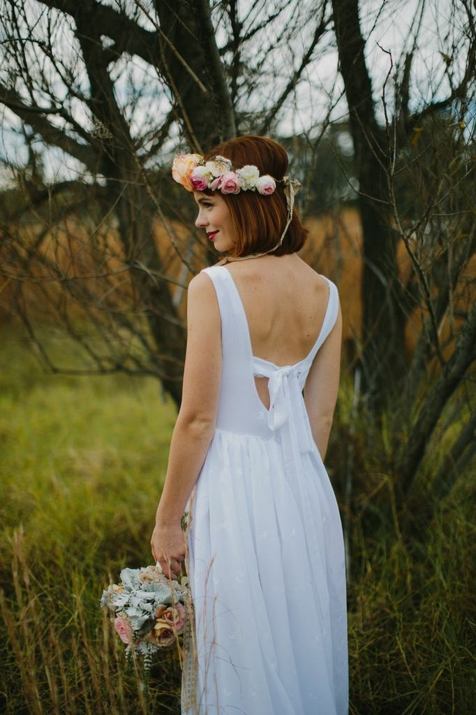 White Magazine: Issue 20- Emma Soup Bridal Shoot photography by Justin Aaron. Tomago House