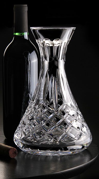 Waterford Lismore Wine Carafe from CrystalClassics.Com