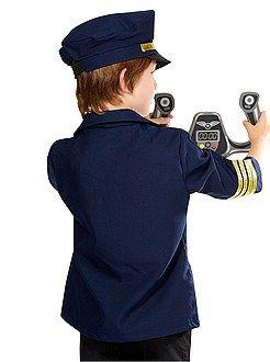 Déguisement de pilote enfant - Kiabi