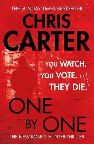 Chris carter books robert hunter