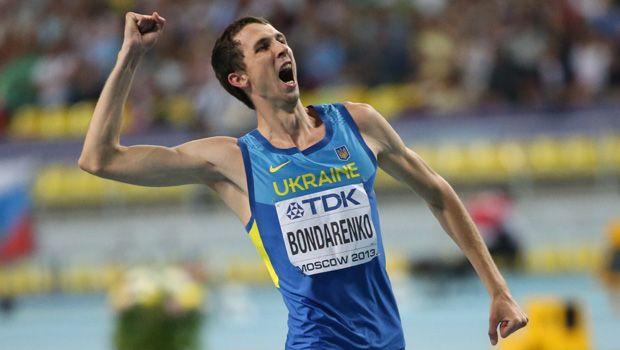 Bohdan Bondarenko - salto in alto