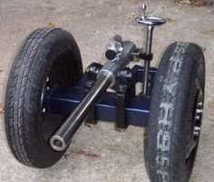 On building yourself a cannon - DIY | Survival Monkey Forums