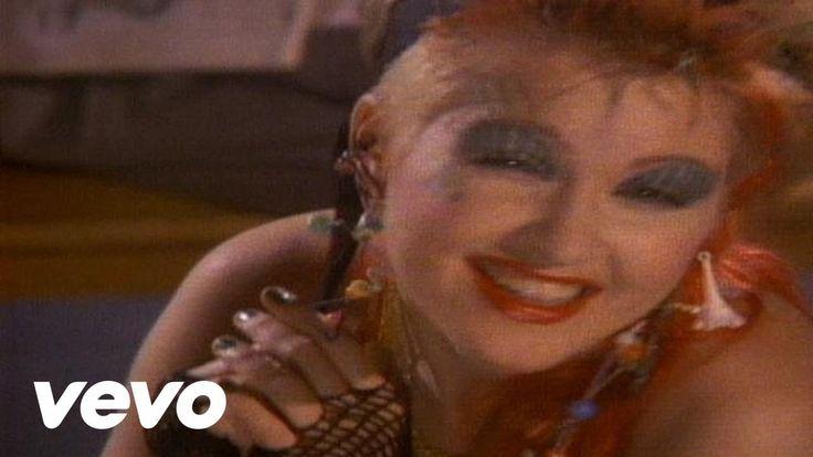 """Cyndi Lauper - """"She Bop"""""""