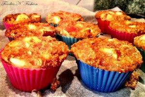 Apple pie muffins | Thefoodie.dk