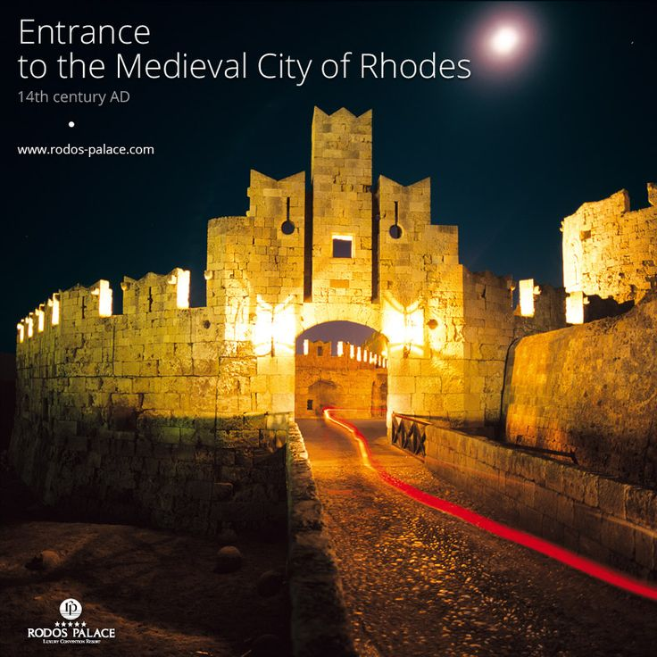 How can someone miss the magnificence of the Medieval City of Rhodes? See more about the city in UNESCO  http://whc.unesco.org/en/list/493 Visit our Rodos Palace Hotel site for a reservation today  www.rodos-palace.com ‪#‎rhodes‬ ‪#‎rodos‬ ‪#‎hotels‬ ‪#‎greece‬ ‪#‎UNESCO‬