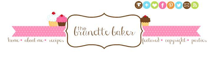 The Brunette Baker: Blackberry Cheesecake Squares