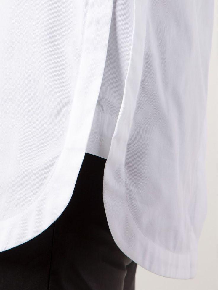 Proenza Schouler Band Collar Shirt - Just One Eye - Farfetch.com