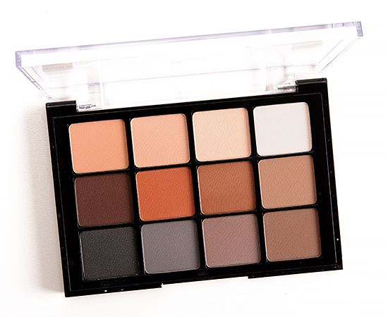 Viseart Neutral Matte (01) Eyeshadow Palette