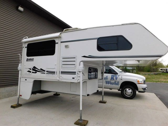 Lance Truck Campers Used Truck Campers Truck Camper Recreational Vehicles