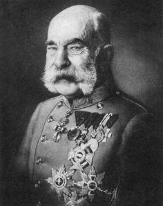 Franz Josef was a part of the Triple Alliance. He was Emperor of Austria and King of Hungary.