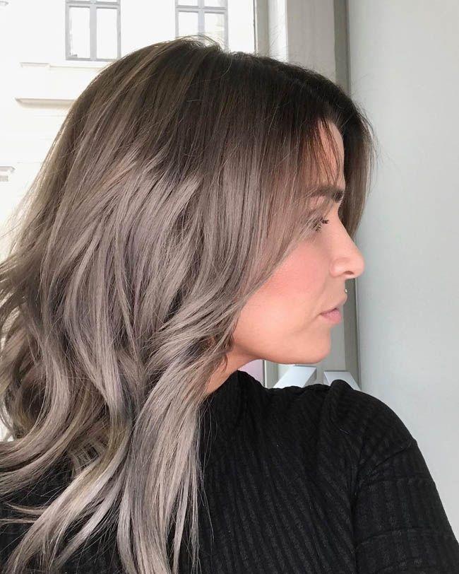 Русый цвет волос: темный, светлый, пепельный, средний ...