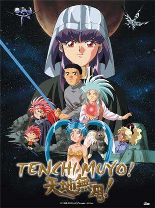 Yes, I like Tenchi Muyo too.