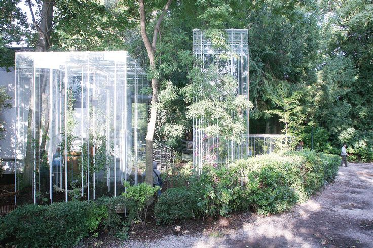 Ishigami Pavillon japonais 11e Biennale d'architecture de Venise 2008
