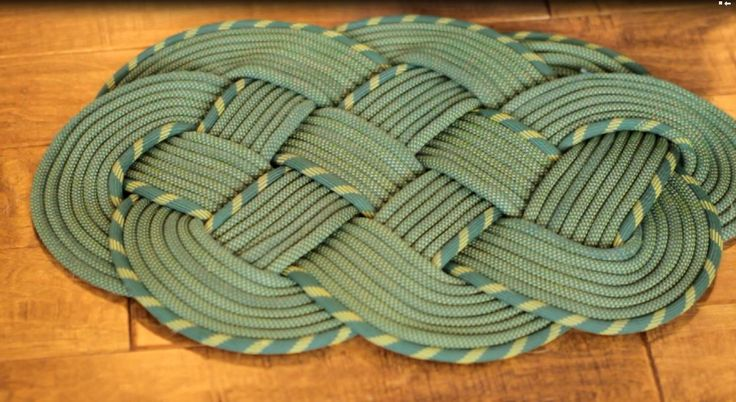 Climbing Rope Rug                                                                                                                                                                                 More