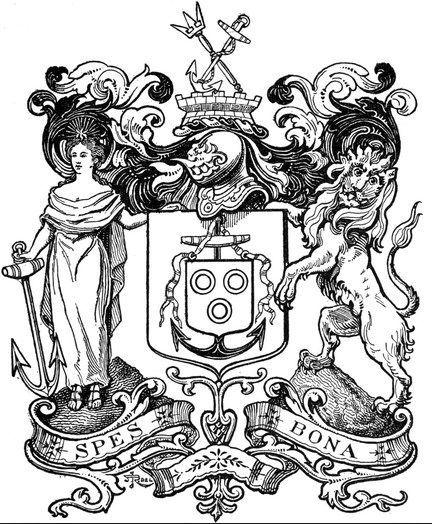 Heraldica significado simbolos emblemas blasones