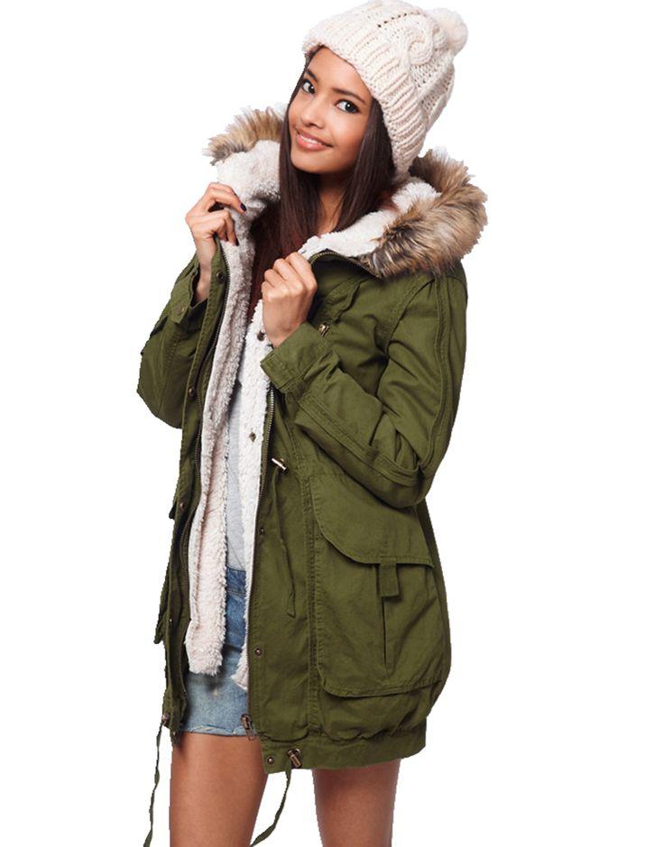 Best 25  Parka jackets ideas on Pinterest   Green parka, Fall ...
