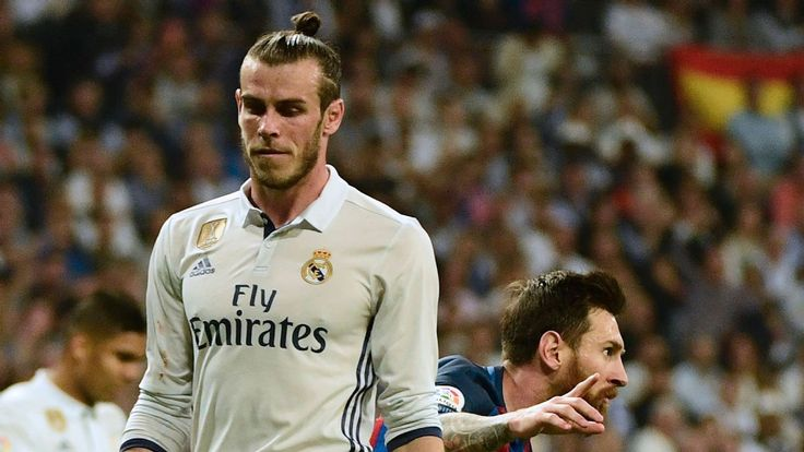 Gareth Bale returns to Real Madrid training as Isco wins fans' award