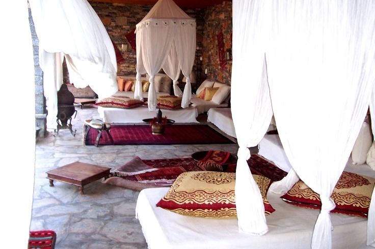 Arabic inspiration in Crete - Mirabello Hotel Ag. Nikolaos, Crete
