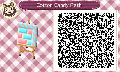 Animal Crossing New Leaf & HHD QR Code Paths — freckle