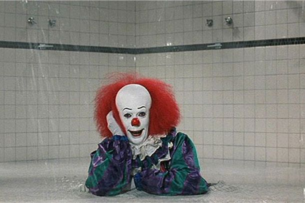 It (1990)   12 Best Bath/Shower Scenes From Movies