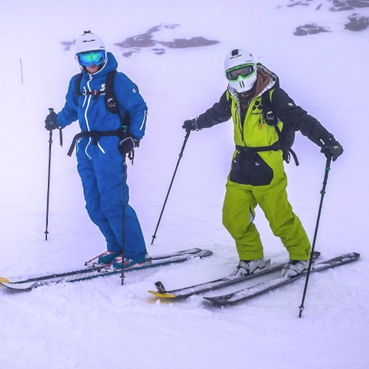 All in one ski suit. One piece snowboard suit for men and women. Electric Blue or Lime & Black? Why not one of each - 40% off EVERYTHING www.oneskee.com #pow #skiingislife #ski #zipup #mountains #onesie #oneskee #skisuit #skistyle #winter #powpow #steez #slopestyle #winterstyle #snowsports #snowboard