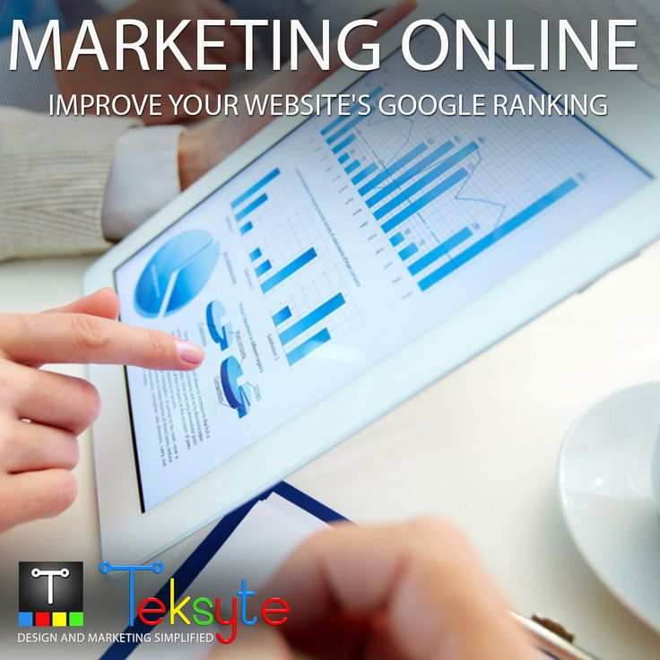 Get more clients with Search Engine Optimisation and Internet Marketing services. Contact us today to see how we can help you meet your online goals! https://www.teksyte.com?utm_content=bufferca4da&utm_medium=social&utm_source=pinterest.com&utm_campaign=buffer #SEO #marketingagency #webservices #teksyte