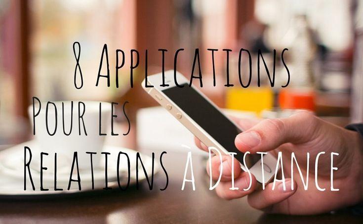 Couple, Avocado, Between... Découvrez les Meilleures Applications pour les couples en Relations à Distance qui vont révolutionner votre façon de communiquer