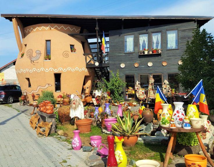 Ceramics in Horezu, Romania