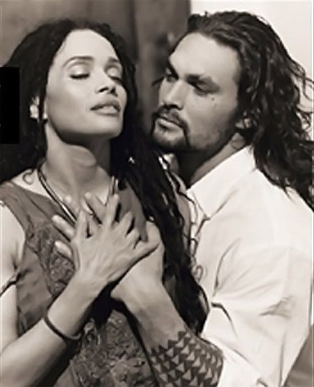 lisa bonet and jason momoa | Lisa Bonet & Jason Momoa