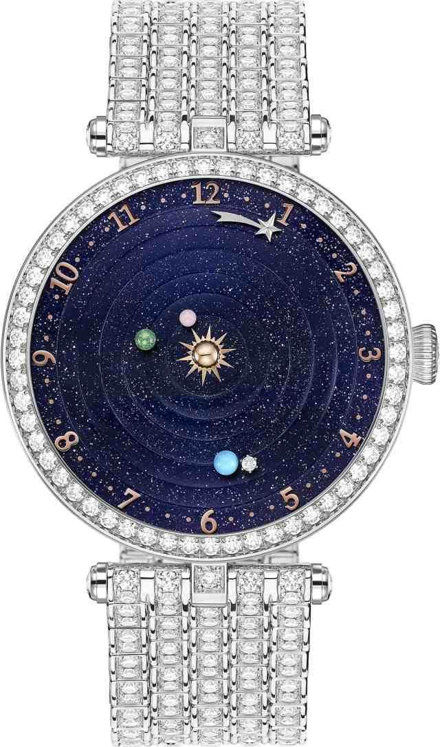 a5e229e6709 IWC e VAN CLEEF   ARPELS antecipam lançamentos do Salão Internacional de Alta  Relojoaria (SIHH)