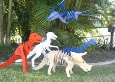 Dinosaur Educational Kids, eumundi markets