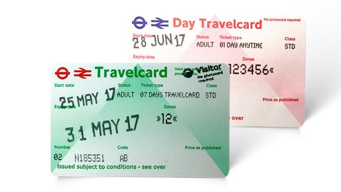 London Travelcard With Images London England Travel London