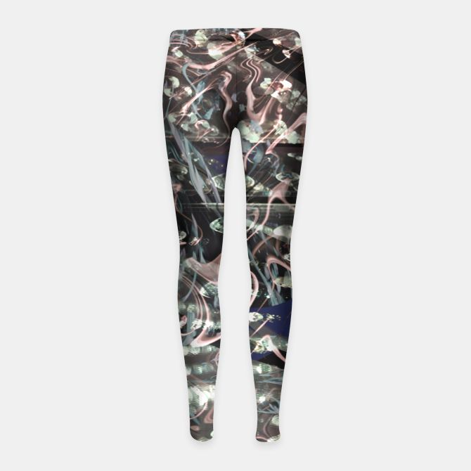 Underwater Girl's Leggings