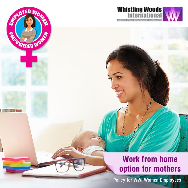 Women employees have the facility to work for flexible hours after maternity leave, which will include work from home i.e women employees can avail work from home for 15 days in a year.