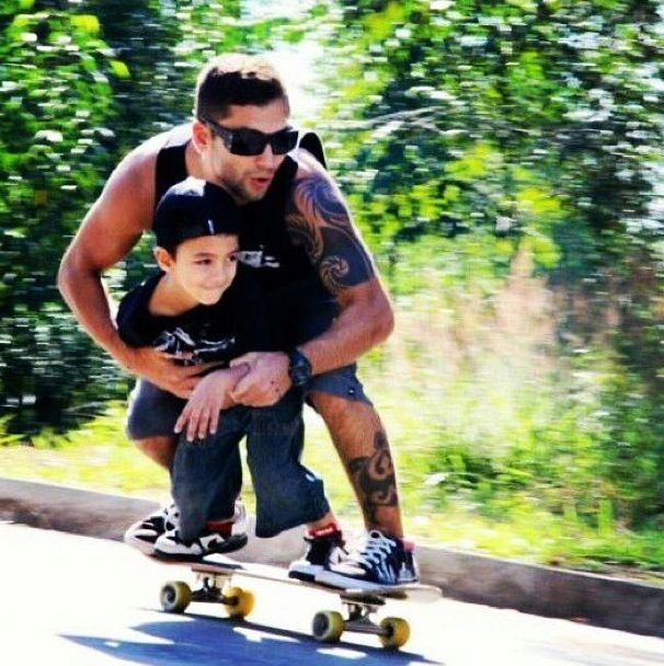 (Happy Fathers Day!) role model, good dads, dad, father and son, longboarding, longboard, longboards, skateboards, skating, skate, skateboard, skateboarding, sk8, carve, carving, cruising, bombing, bomb, bomb hills not countries, hill, hills, roads, pavement, #longboarding #skating #littlemen