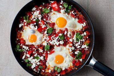 Three girls one kitchen: Arabische Shakshuka