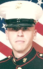 Marine LCpl. Jordan S. Bastean, 19, of Pekin, Illinois. Died October 23, 2011, serving during Operation Enduring Freedom. Assigned to 3rd Battalion, 7th Marine Regiment, 1st Marine Division, I Marine Expeditionary Force, Twentynine Palms, California. Died of wounds sustained from hostile fire during combat operations in Helmand Province, Afghanistan.
