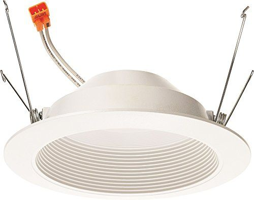"""Juno Lighting Juno 5"""" Dimmable Retrofit Module, 3000K, 120V, Gen 2 5RLD G2 09LM 30K 90CRI 120 Frpc Wwh 5"""" 2, 5 Inches, 3000K 