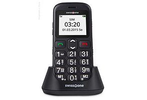swisstone Handy »BBM 320c«