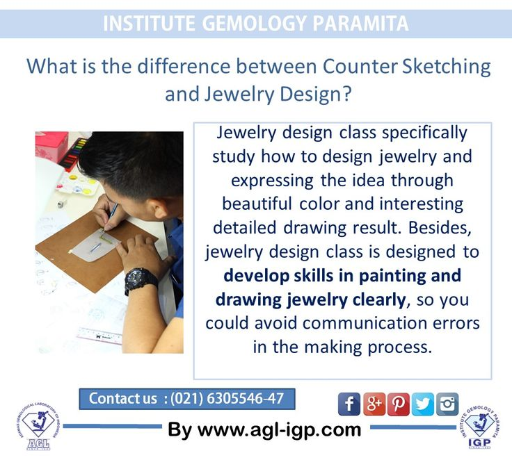 We Have Diamond Grading Class, Colorstone Class, Jewelry Design class, etc. For more info about classes please check our website