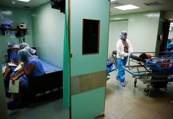 Los órganos perdidos por la crisis humanitaria de Venezuela La falta de medicinas provoca que algunos pacientes rechacen el órgano que les trasplantaron en su día #Venezuela #Hospitales #Sudamérica #Latinoamérica #Asistencia sanitaria #América #Sanidad #news d#news #venezuela #international