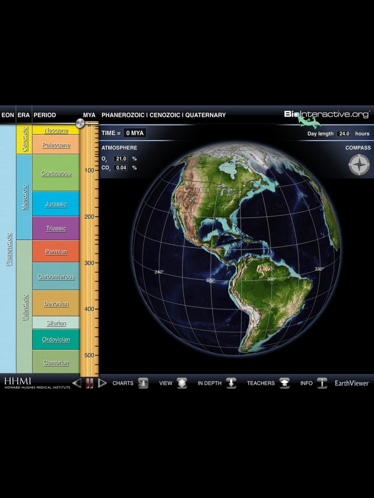 EarthViewer, free #app #iPad is like a time machine for exploring the history of Earth. Try it!    https://itunes.apple.com/it/app/earthviewer/id590208430?mt=8