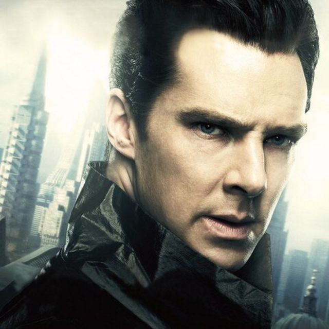 Which Benedict Cumberbatch Character Should You Date? I got Khan! kind of makes sense:D