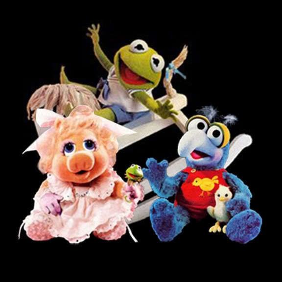 Muppet Babies from Muppets Take Manhattan
