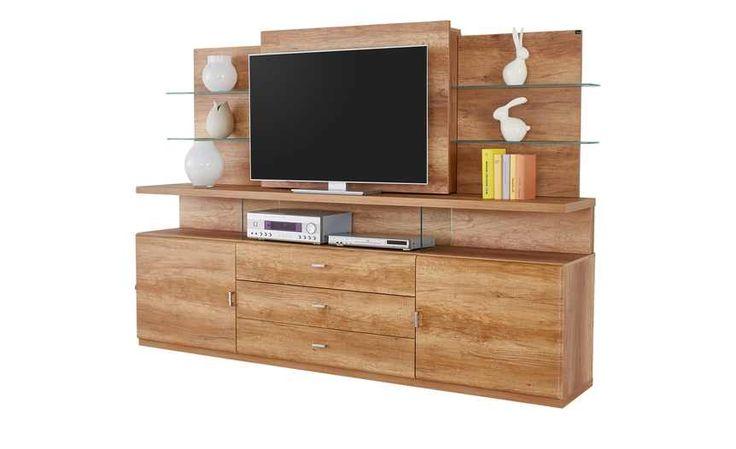 TV-Kombination Malaga Plus | Möbel Höffner